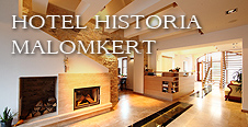 Hotel Historia Malomkert
